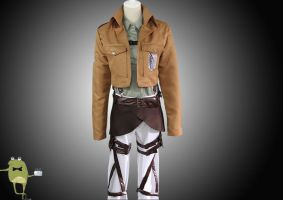 Attack on Titan Jean Kirstein Cosplay Costume by cosplayfield