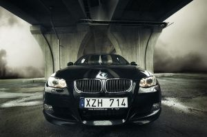 BMW 335 NYC part1 by dejz0r