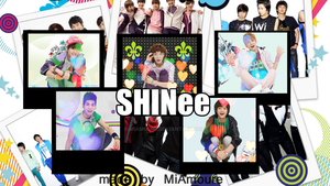 SHINee Photo Collage by MiAmoure