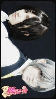 Junjou Romantica By Hina by cursed-prince