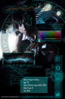 Psychopass: Data by lazyeight