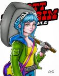 Ramona Flowers by kake07