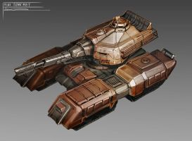 Titan Tank Final by Hazzard65