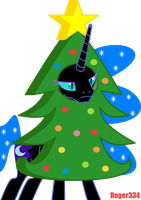 Holiday Tree by Roger334