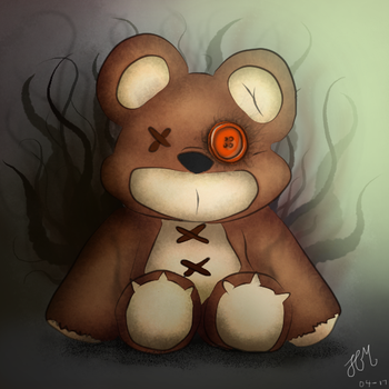 Plush Tibbers by Mewwui