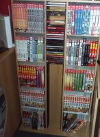 Updated manga collection by turnbuckle