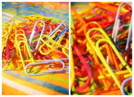 Paper Clips by noyasaraf