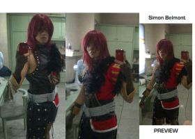 Simon belmont costest by SteevanWong