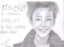 G-Dragon by scarprince-ss