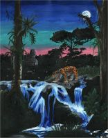 Jaguar Jungle by suchomimus
