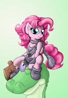 Pinkie Trigger by xNosidex