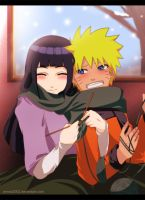 AT: naruhina xSCARFx by annria2002