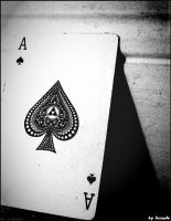 Ace of Spades by Geesche