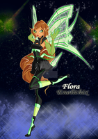 Flora Enelithix by Anasforion