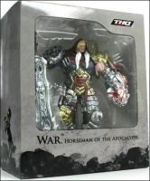 Darksiders War Action Figure by godofwarlover