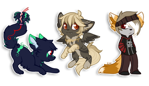 Chibi Batch by CrispyCh0colate