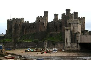 Stock - Conwy Castle 2 by GothicBohemianStock