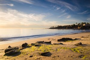 Laguna Beach December by isotophoto