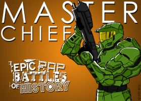 Epic Rap Battles of History Master Chief by Twinsvega