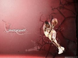 Wallpaper Tracy McGrady by byViaNN