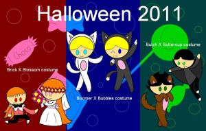 All ppg and rrb costume by BoomerXBubbles