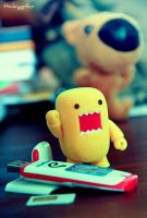Angry Domo-kun by Hendrugs46