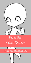 Pay To Use Base {Point} 100 points or $1.00 by Koru-ru
