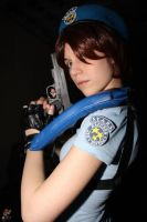 Jill Valentine pose 4 by LittleRikku91