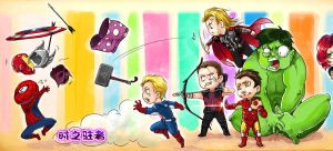 Avengers by 574471986