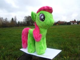 Merry May Plushie by Ravenlady13 - She arrived! by bluemeganium