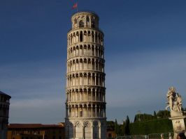The Leaning Tower by Deaths-stock