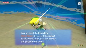 Wind Waker HD: The Wind Waker in HD by RazorVolare