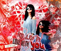 I am just in love with you by KerenSha