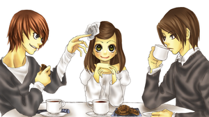 Tea and Cookies +FINISHED+ by Hasuko-SugarBerries