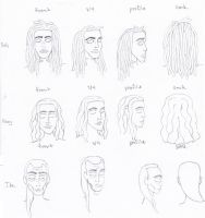 Character Guide Face by ColdHeartedCupid