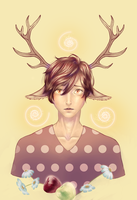 Deer Boy by KuroRime