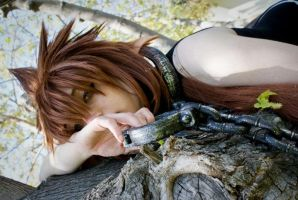 Saiyuki: Chain me Up by SugarBunnyCosplay