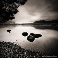 The Lake V by adamlack