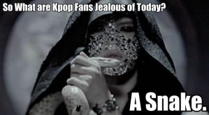 Jaejoong Snake_MACRO by dancingdots