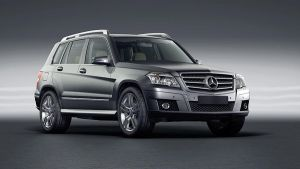 Mercedes GLK by MUCK-ONE