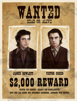 Wanted by sikuriina