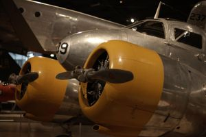 Curtis AT-9 Jeep - USAF Museum by PLutonius