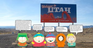 The Boys Banished from South Park by darthraner83