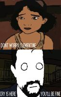 Don't worry Clementine by the-wilted-rose