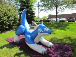 Dragon Inflatable 2 by Aaron8181