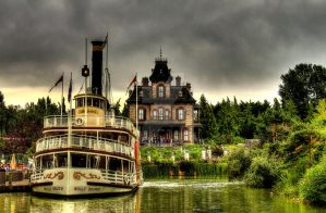 Disneyland, Paris by lilianmanita