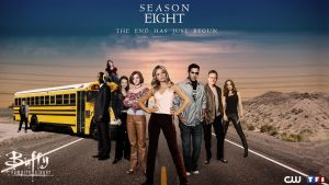 Buffy, Season 8 on TV by 2629thProduction