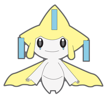 Jirachi by BrittanysDesigns
