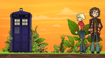 Holly and The Doctor by Elysiann