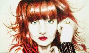 Florence Welch by Greenticky
